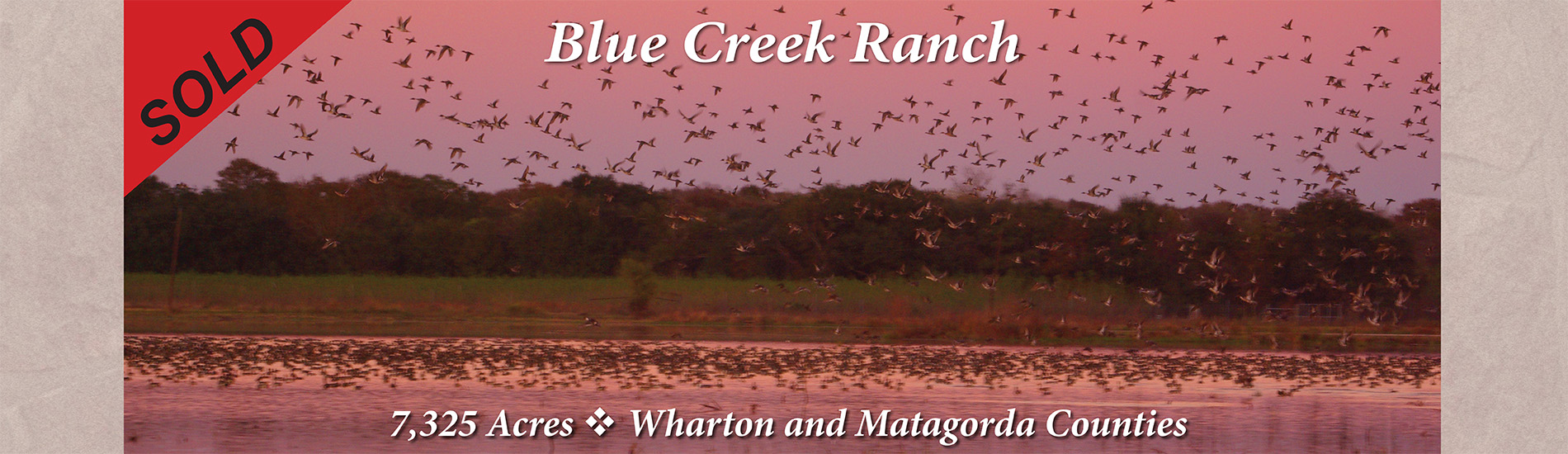 Blue Creek Ranch